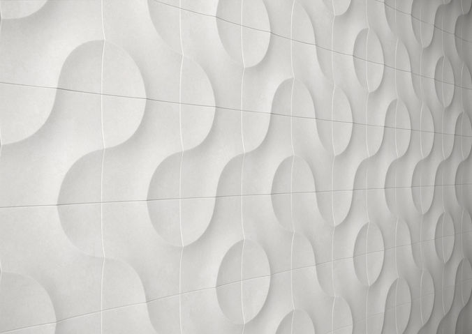 Gypsum Parametric Decorative Wall Panels 3D | CGTrader
