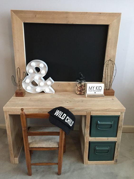 Wood Building Projects | Diy Kids Furniture | Pinterest | Kid desk