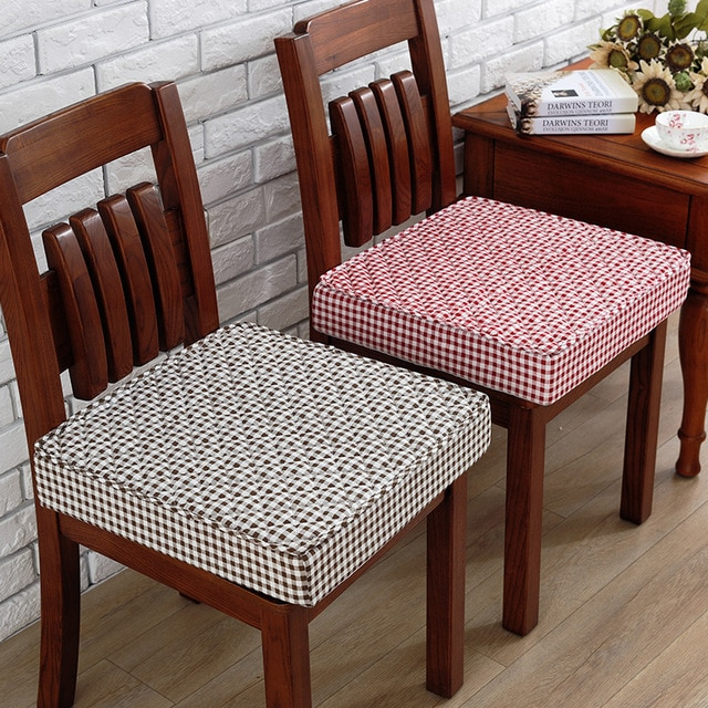 Fluid sponge thickening cushion chair pad four seasons mat dining