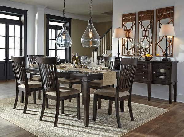 Alexee 5 Piece Dining Room - Ashley HomeStore - Canada