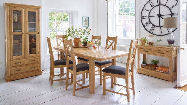 Dining Room Furniture | Solid Oak Dining Furniture | Oak Furnitureland