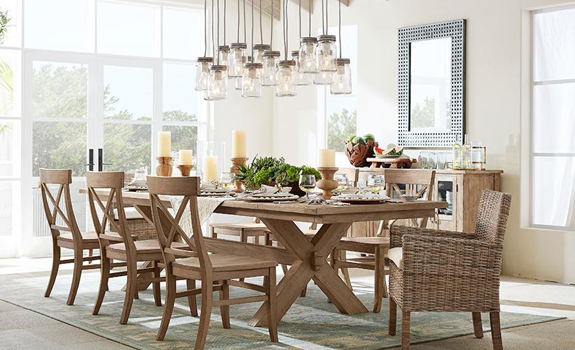 Dining Room Lighting Ideas for Every Style | Pottery Barn