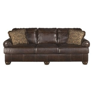 Distressed Leather Sofa - govcampus.co