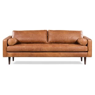 How to take care of distressed   leather sofa?