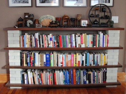 DIY Bookshelf Projects - 5 You Can Make in a Weekend - Bob Vila
