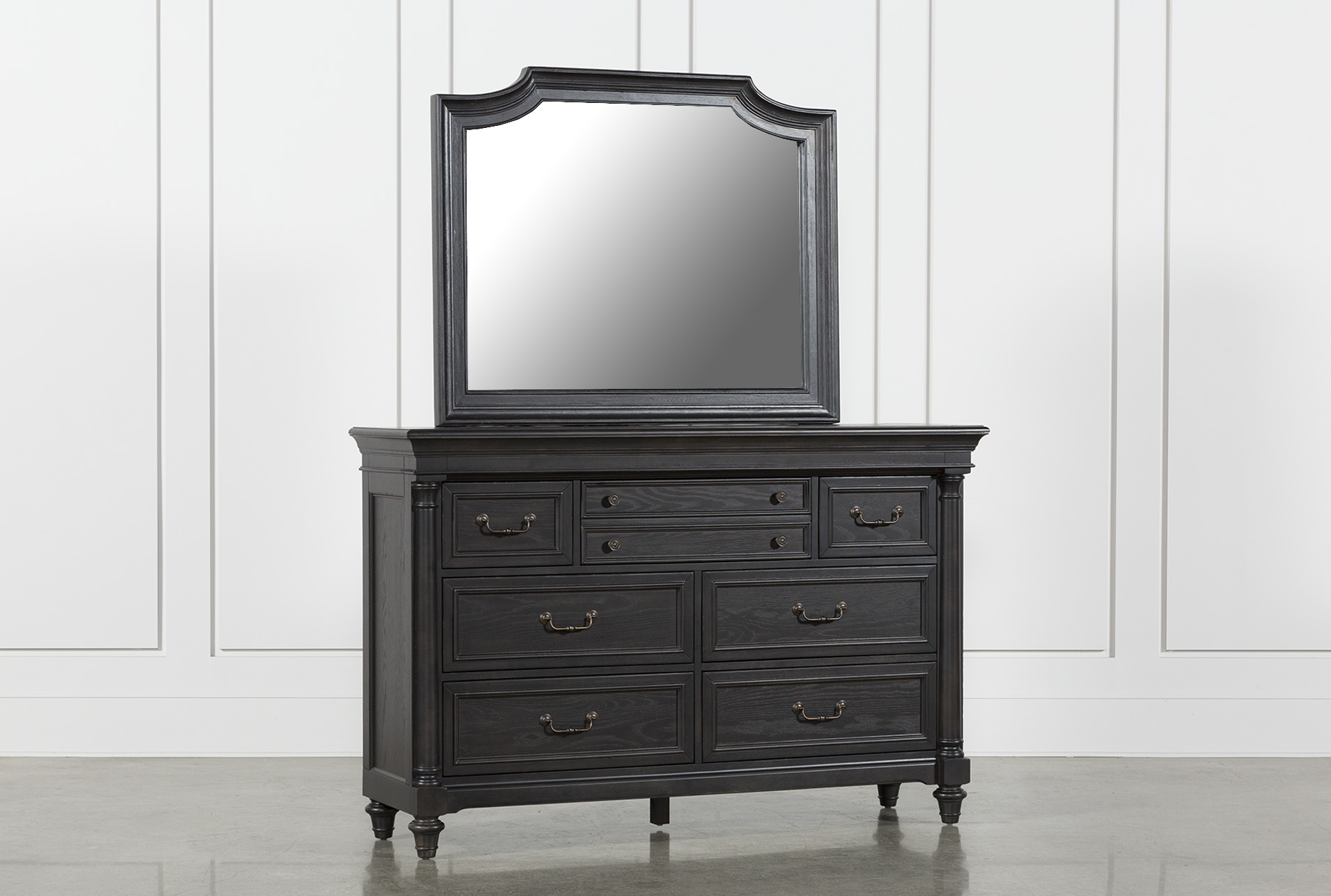 Dresser with Mirrors for Your Bedroom | Living Spaces