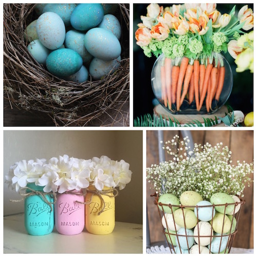 Easter Decorations That Don't Involve Rabbits - Lydi Out Loud