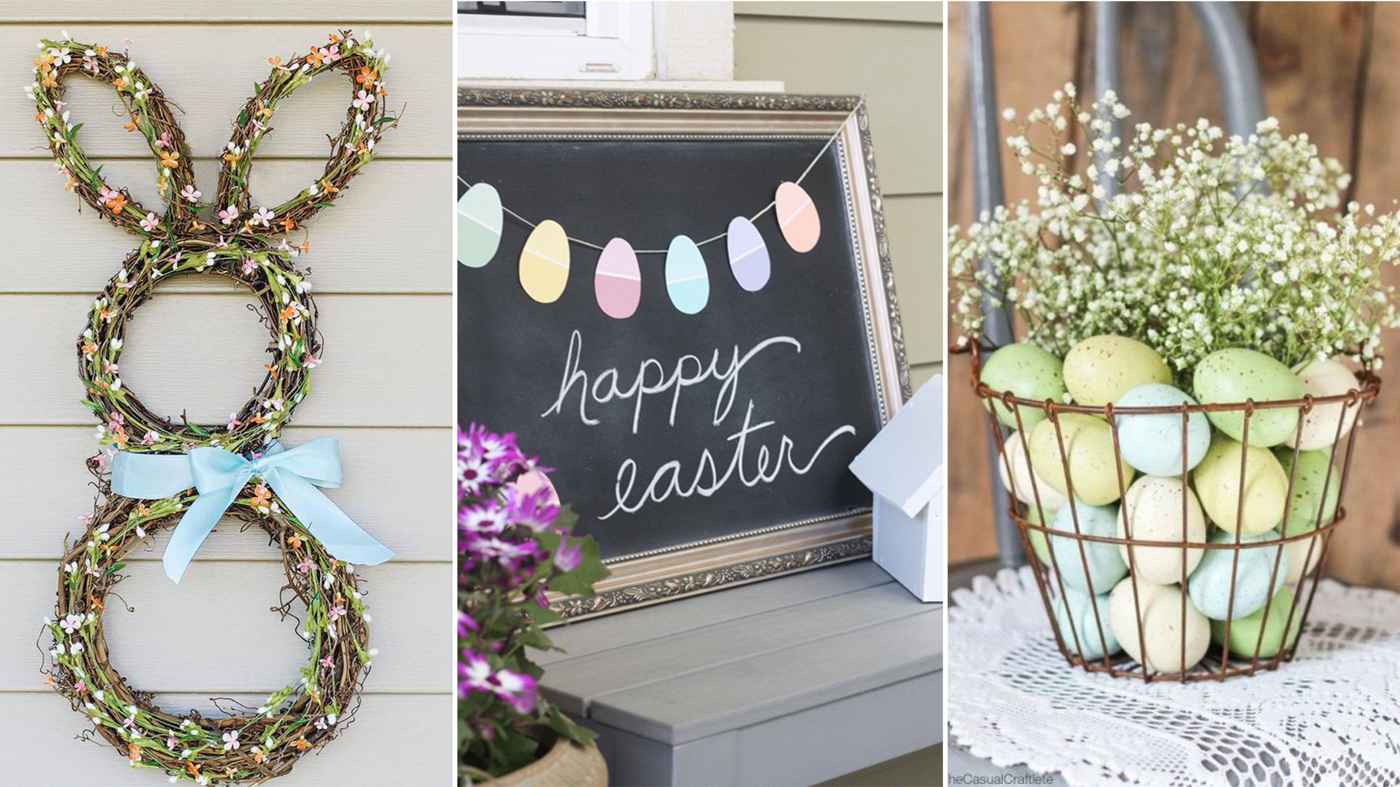 Rejoice When The Time Comes For Easter Decorations Decorifusta