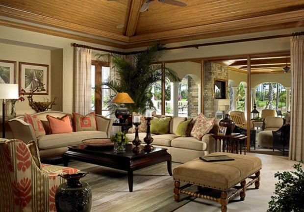 Classic Elegant Home Interior Design Ideas of Old Palm Golf Club by
