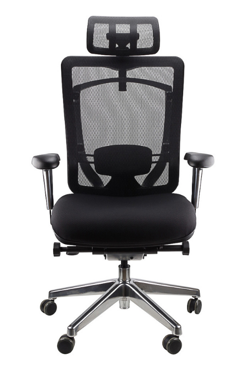 Nicholas Mesh Ergonomic Chair - 5 Year Warranty + FREE Shipping - No