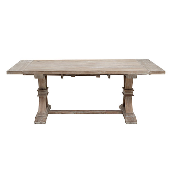 Chic Dining Table | Archer Extending Dining Table | Z Gallerie
