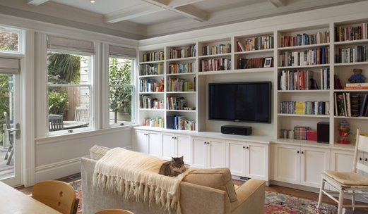 75 Most Popular Family Room Design Ideas for 2019 - Stylish Family