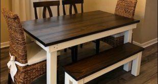 Farmhouse Table - James+James Furniture   Springdale, Arkansas