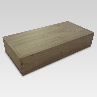 Real Wood Floating Shelf 12