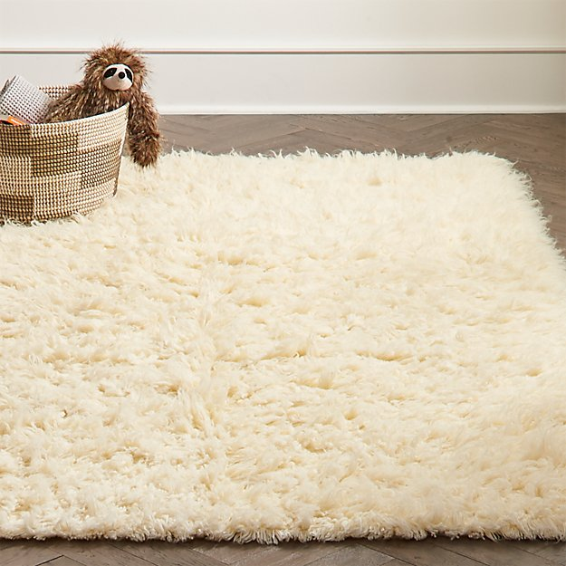 Have The Delight Of A Flokati   Rug At Your Own Home