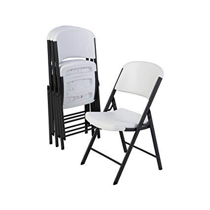 Amazon.com: Lifetime 42804 Classic Commercial Grade Folding Chair