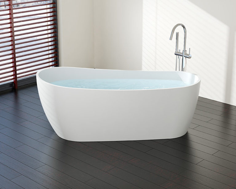 Modern Freestanding Tub - Model BW-09 | Badeloft USA