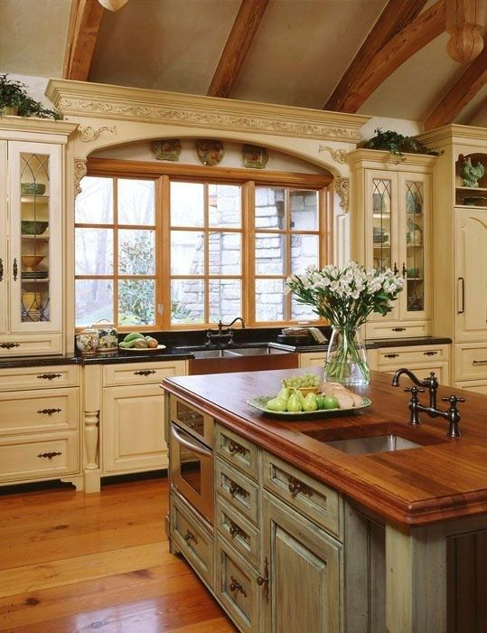 20 Ways to Create a French Country Kitchen | Building Our Dream Home