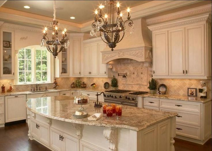 French Country Kitchen Ideas | Kitchens | Country kitchen designs
