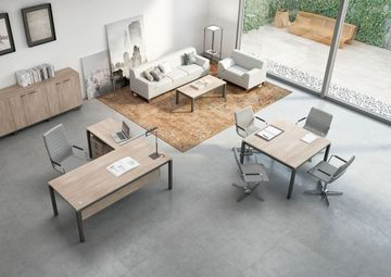 Modern Office Desks - Glass Desks, Executive Office Furniture