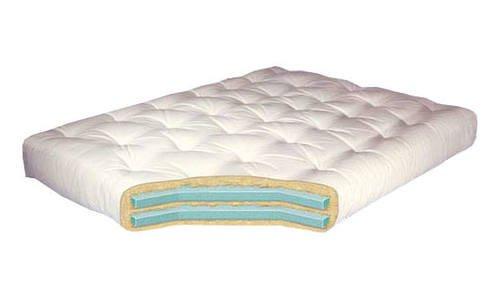 Double Foam 10 Inch Futon Mattress by Gold Bond