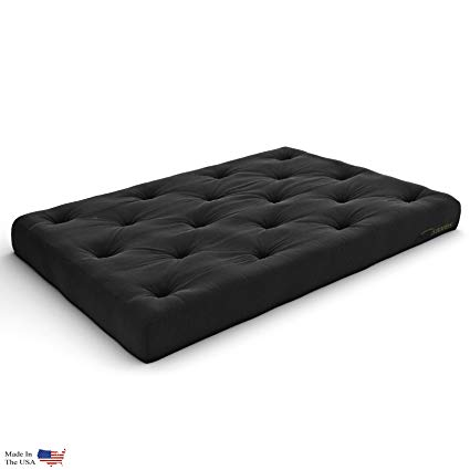 Amazon.com: Extra Thick Premium 10-Inch Twin XL Futon Mattress