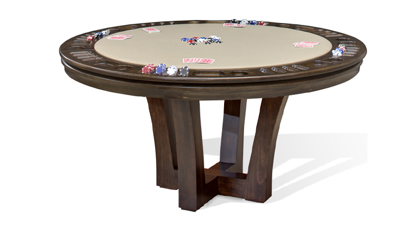 City Reversible Top Game Table - Greater Southern