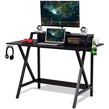 Get a Trendy and Cool Gaming   Computer Desk for You