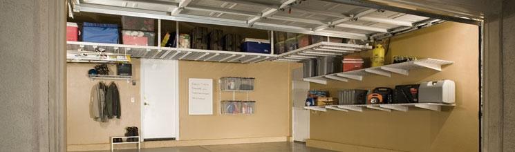 Garage Organization   KV - Knape & Vogt