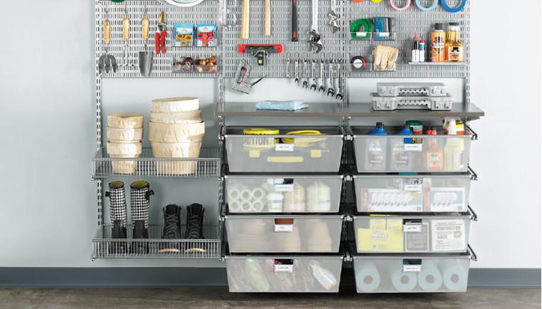Garage Storage & Organization Ideas | The Container Store