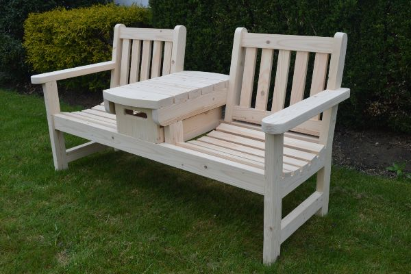 15 Unique Garden Bench Ideas to Buy - Planted Well