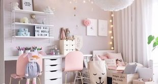 Girls Room Decor Ideas to Change The Feel of The Room | Kids Room