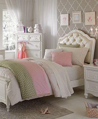 Celestial Kids Bedroom Furniture Collection in 2019 | Girls Room
