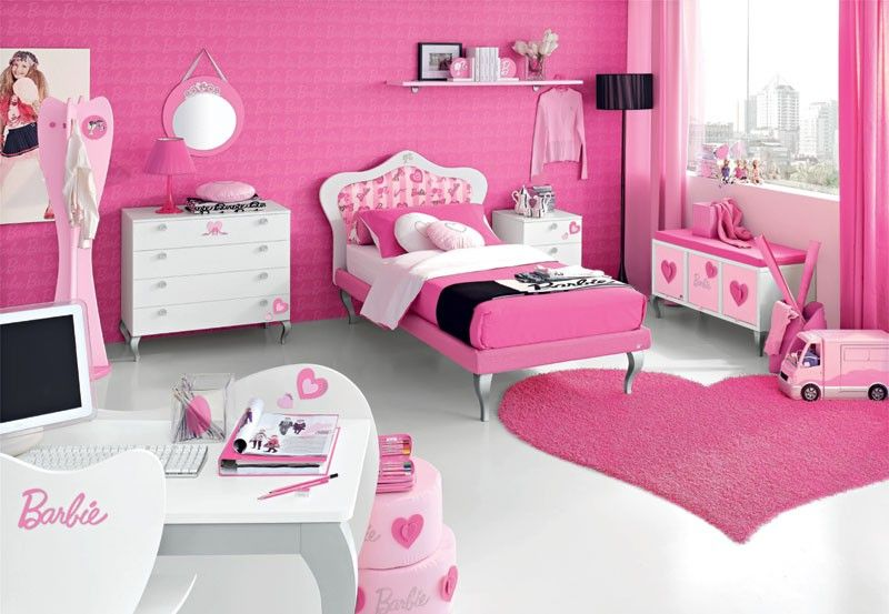 Girls' Bedroom Furniture That Any Girl Will Love | | N U S E R Y