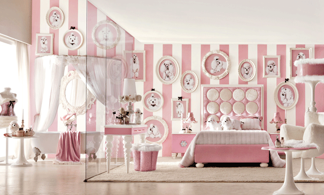 Girls' Bedroom Furniture That Any Girl Will Love - Decoholic