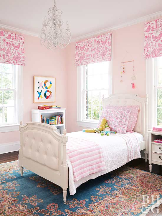 Kid's Bedroom Ideas for Girls