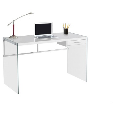 Get The Best Glass Computer   Desk