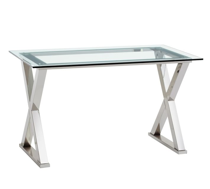 Ava Metal Desk | Pottery Barn
