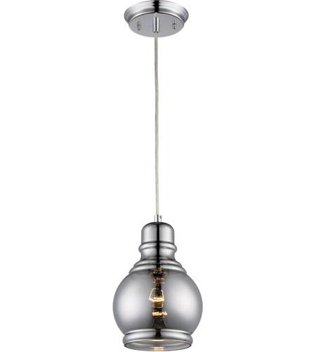 Trans Globe Lighting PND-1088 Rhome 1 Light 6 inch Polished