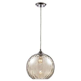 Globe Pendant Lighting   Joss & Main