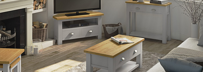 Elegance Grey Living Room Furniture - Decorifusta