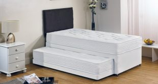 Guest Bed Deluxe 3'0' Single - 90cm - Beds - Guest Beds
