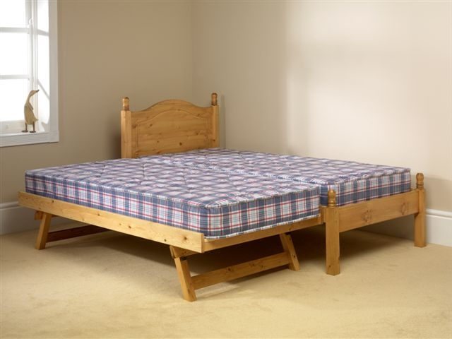 Friendship Mill 2-in-1 Guest Bed with Mattresses from SlumberSlumber.com