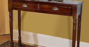 Long Hallway Table | Wayfair