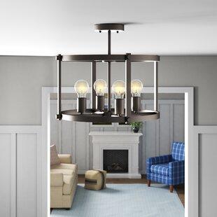 Home Office Ceiling Lighting | Wayfair