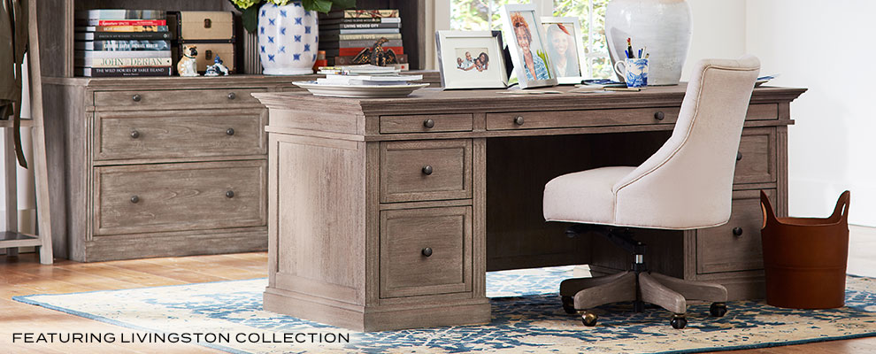 Home Office Furniture Sets | Home Office Collections | Pottery Barn