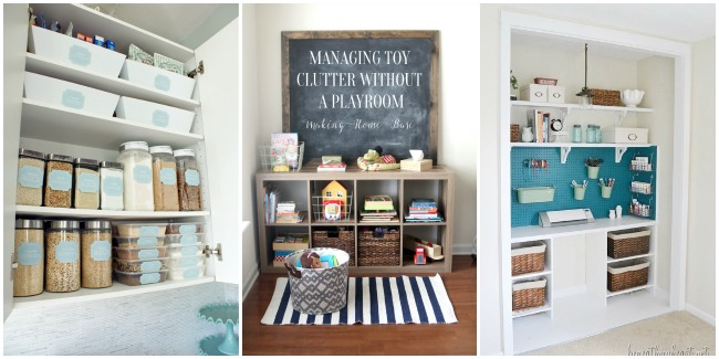 25 Amazing Home Organization Ideas & Home Decor Tips
