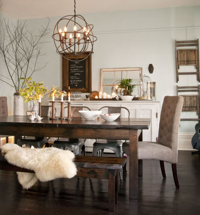 This Is the Ultimate Dream Home u2014 According to Pinterest | Dining