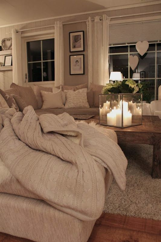 Elements of a Cozy Home | Our First Home Sweet Home | Home, Cozy