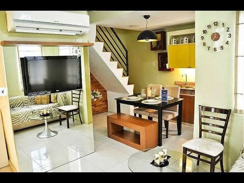 Coming Up with Row House Interior Design - Decoration Channel